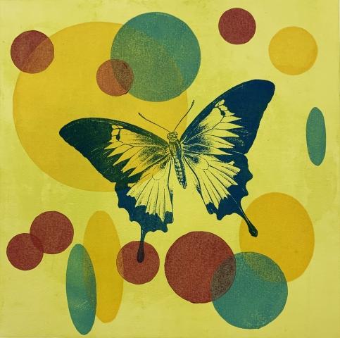 Hee Sook Kim, Butterfly II