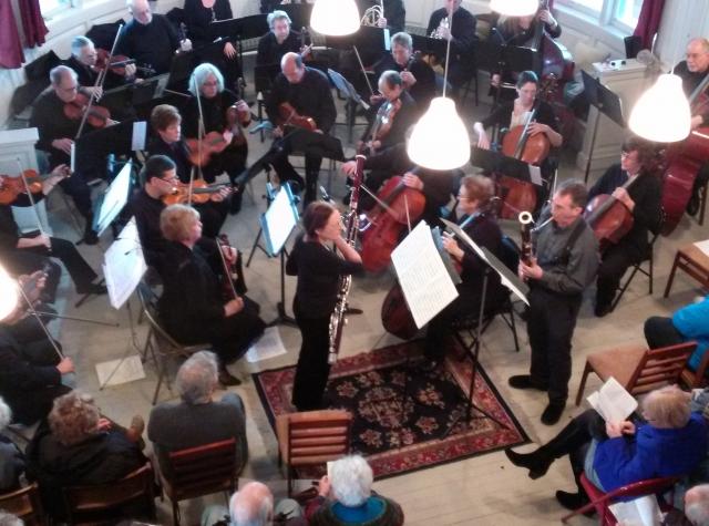 Abington Strings Orchestra concert