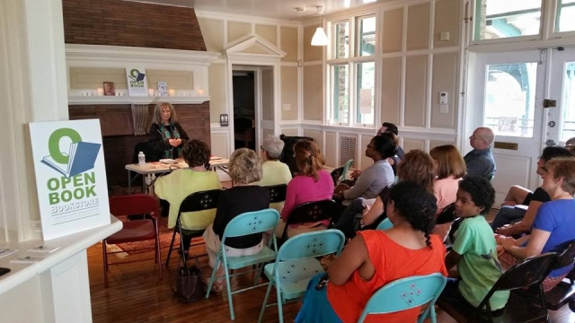 Poet, Sonia Sanchez hosted by Open Book Bookstore