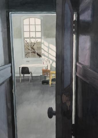 Julia Rix Studio View